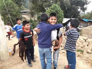 hueyapan children
